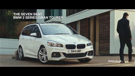 bmw ads 2016 bmw 2 series gran tourer 2016 advert youtube