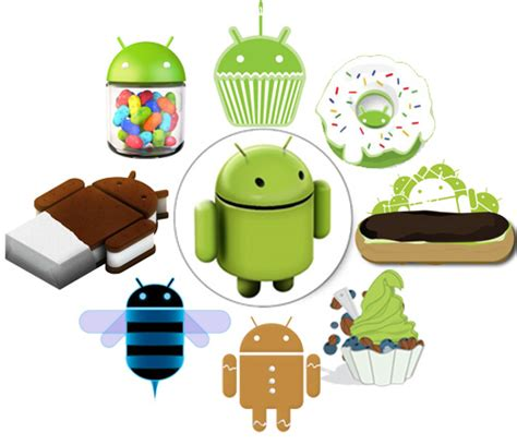 versions of android how do android versions work one click root