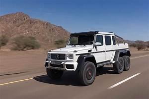 Mercedes 6 6 : alleskunner is officieel mercedes g 63 amg 6x6 ~ Medecine-chirurgie-esthetiques.com Avis de Voitures