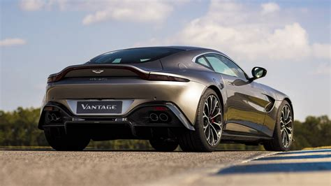 2018 Aston Martin Vantage Vorgestellt