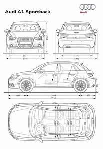 Audi A3 Interior Dimensions