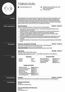 Career Change Cover Letters Network Engineer Resume Sample Kickresume