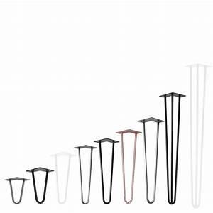 Hairpin Tischbeine Ikea : hairpin legs tischbeine tischkufen haarnadelbeine tischgestell esstisch hairpins m bel ~ Eleganceandgraceweddings.com Haus und Dekorationen