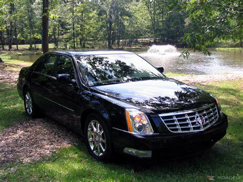 Rethinking Grampa's New Car The 2006 Cadillac Dts
