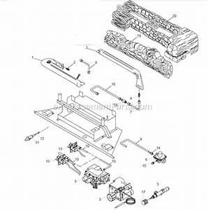 Monessen Dfx32 Parts List And Diagram