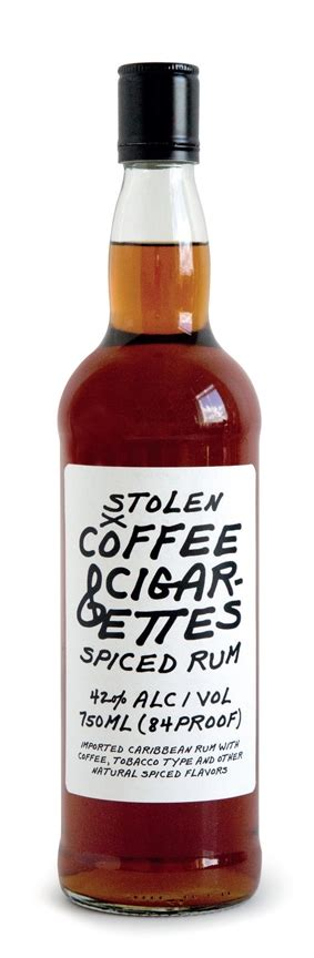 Excellent for sipping, and makes a nice gift! With Tobacco-Flavored Liquor, You Can Smoke While You Drink - Alcademics