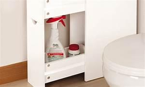Petit Meuble Pour Wc : meuble wc salle de bains groupon shopping ~ Teatrodelosmanantiales.com Idées de Décoration