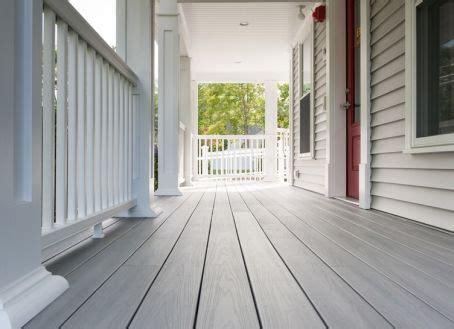 composite decking railing cladding fencing fiberon