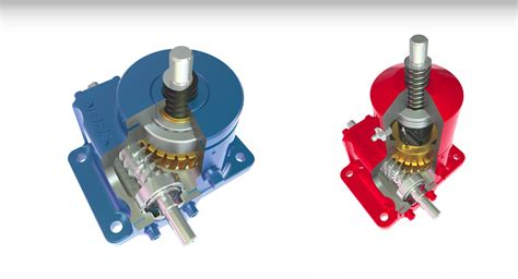 What's The Difference Between Ball Screw Jacks And Machine