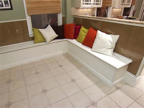 How To Build Banquette Seating
