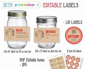 digital canning labels labels for canning mason jar lid With how to make sticker labels for jars