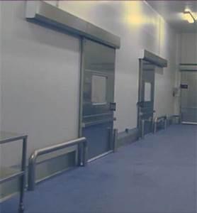 Porte Industrielle Coulissante : porte industrielle coulissante t1 tane hermetic semi hermetique ~ Teatrodelosmanantiales.com Idées de Décoration