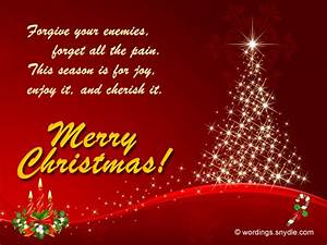 Inspirational Christmas Messages, Wishes and ...