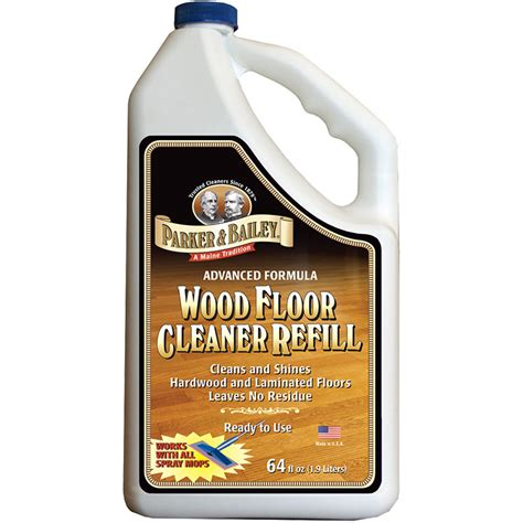 and bailey wood floor cleaner msds bailey floor cleaner refill 64oz