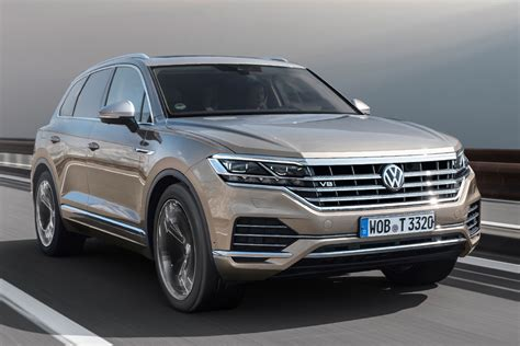 Volkswagen Vision 2020 by 2020 Volkswagen Touareg V8 Tdi Hiconsumption