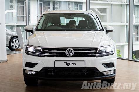 volkswagen malaysia 2017 volkswagen tiguan previewed in malaysia 1 4l tsi