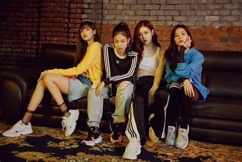 image blackpink adidas korea png black pink