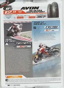 Moto Et Motard : comparo pneu hypersport moto et motards ~ Medecine-chirurgie-esthetiques.com Avis de Voitures
