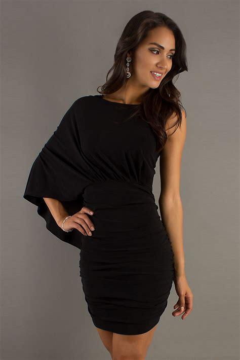 black cocktail dresses bold  beautiful ohh