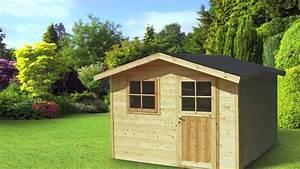 veranclassic fabricant d39abris de jardin classiques youtube With fabricant d abri de jardin