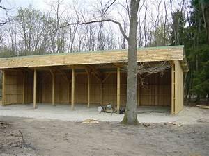 Hangar En Kit Bois : petit hangar bois les cabanes de jardin abri de jardin ~ Premium-room.com Idées de Décoration