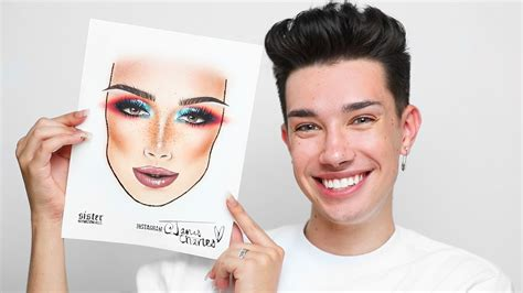 Drawing Myself... With Makeup!