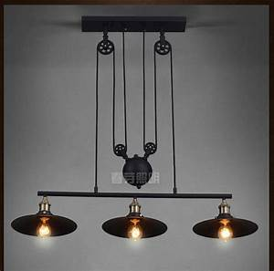 Online kopen Wholesale pulley table lamp uit China pulley