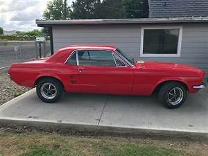 1967 Ford Mustang -HI PO 289-RUNS AND DRIVES GREAT-VERY RELIABLE PONY- Stock # 6728910 for sale ...