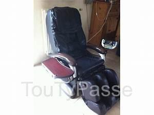 Fauteuil Massage Shiatsu : fauteuil de massage shiatsu deluxe hannut 4280 ~ Premium-room.com Idées de Décoration