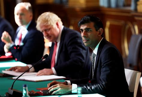 Rishi Sunak says he doesn't want to become next PM: 'Oh ...