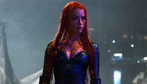 New Stills Of Amber Heard As Mera In Aquaman 411mania