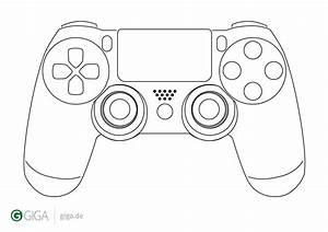 Dualshock4 Designvorlage Jpg 1 698 U00d71 200 Pixels