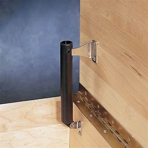 Easy-Lift Lid Support | Rockler Woodworking and Hardware