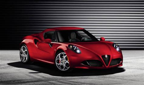 Is The 2014 Alfa Romeo 4c The Next Lotus Elise / Exige