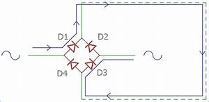 Ac To Dc Converter Circuit Diagram