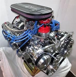 427w    450 Hp Holley Sniper Efi Cobra Kit Custom Engine
