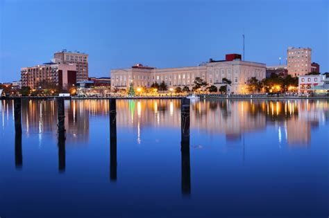 Wilmington Nc by Wilmington Nc Voted Best American Riverfront Southeast