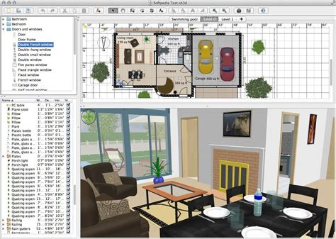 Sweet Home 3d Free by Top 10 Best Applications To Make House Plans News And