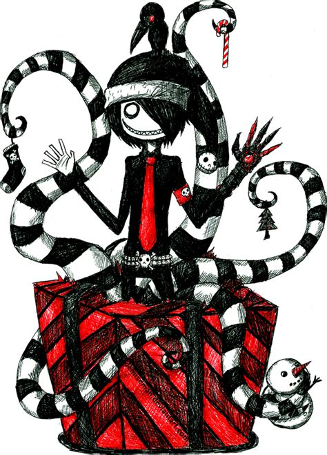 emo christmas drawings festival collections