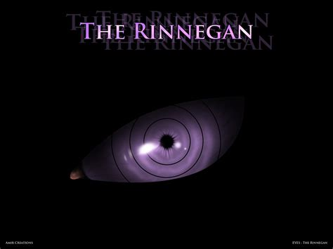 The Rinnegan Wallpaper And Background Image