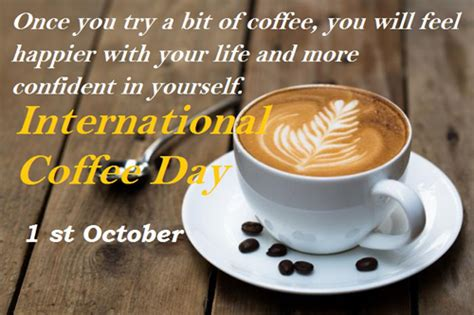 international coffee day essay importance history origin