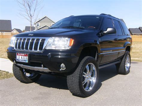 05pathyoffroad 2004 Jeep Grand Cherokee Specs, Photos