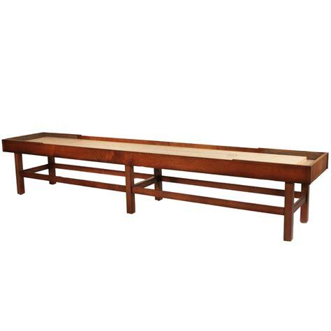 16 foot shuffleboard table 16 foot harvard shuffleboard mcclure tables