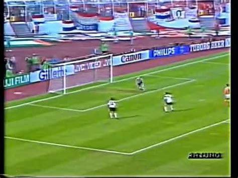 Gunter Netzer vs Germania Est Mondiali 1974
