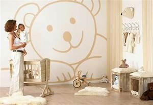 Baby Tapete Junge : kinderzimmer tapete ideen ~ Michelbontemps.com Haus und Dekorationen