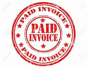 Services inbooks for Invoice paid stamp