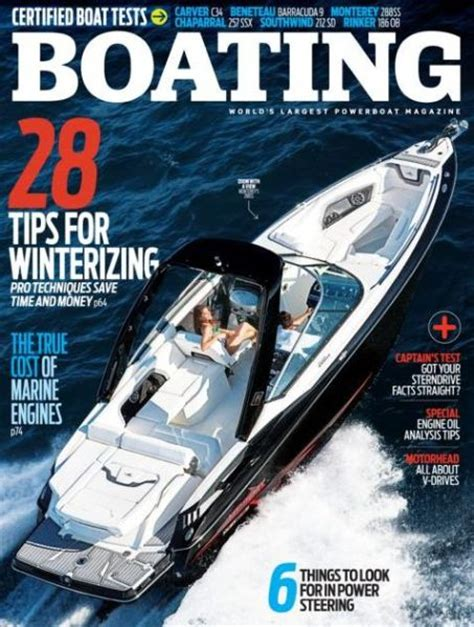 Boating Magazine by Boating Magazine Subscriptions Renewals Gifts