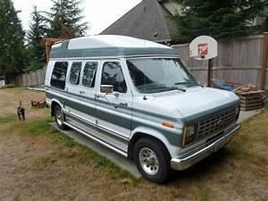 1991 Ford Econoline Camper For Sale In Port Orchard