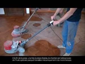 nettoyage et lustrage du parquet apres la pose youtube With montage de parquet