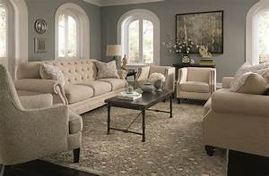 Living room design ideas and 2017 decor and color trends for At home store living room furniture